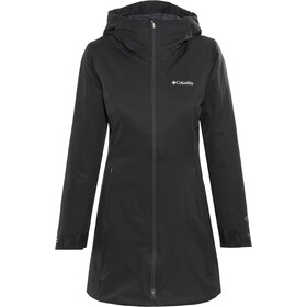Columbia Autumn Rise Mid Jacke Damen black